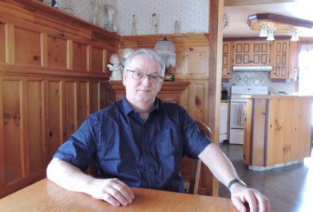 Élections municipales : Michel Claveau veut devenir maire d'Hébertville-Station