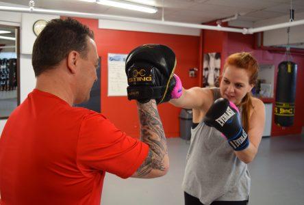 Gala de boxe des gens d'affaires: Marie-Ève Brassard dans le ring pour de bonnes causes