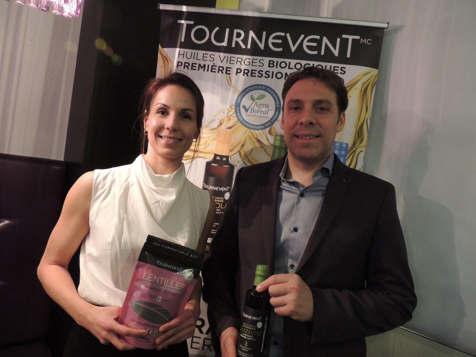La ferme Tournevent lance sa marque de commerce TournevenT™