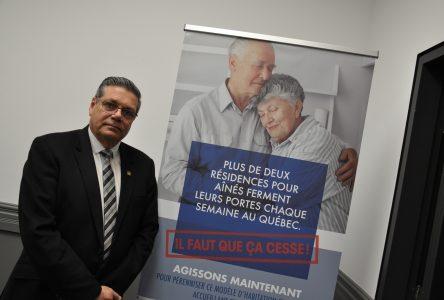 Résidences privées pour aînés: 14 fermetures au Saguenay-Lac-Saint-Jean depuis 2014