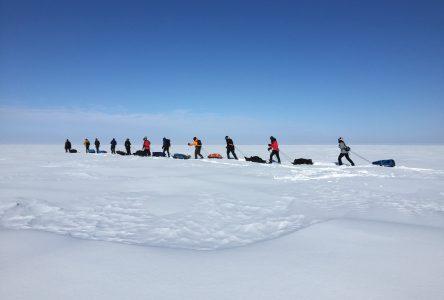 Pavillon Wilbrod-Dufour : Une expédition sur le Lac pour les élèves