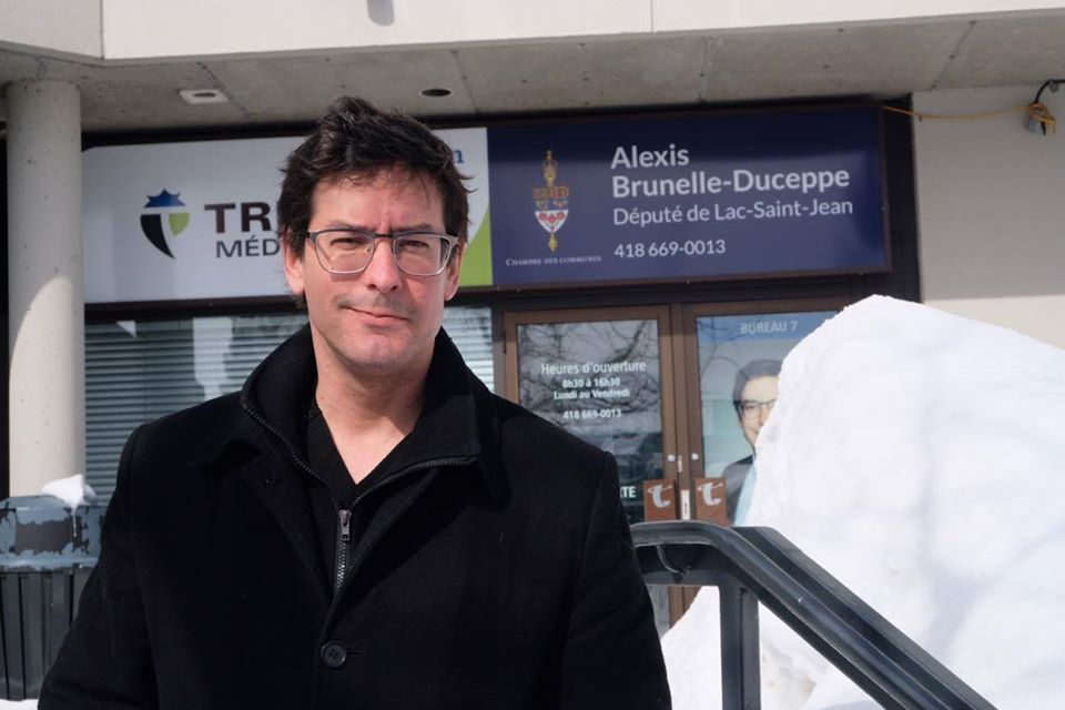 Alexis Brunelle-Duceppe élu vice-président du Sous-comité des droits internationaux de la personne