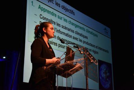 Changements climatiques : Les producteurs de bleuets devront s'adapter