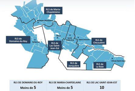 COVID-19 : 3 nouveaux cas au Lac-Saint-Jean