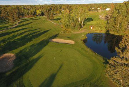 La MRC dédommage le club de golf