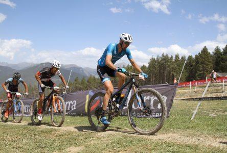 En route vers les Olympiques : Foresco Holding appuie financièrement Léandre Bouchard