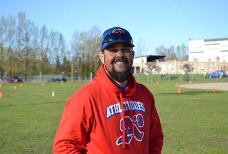 Baseball : Prêt à aller au bâton