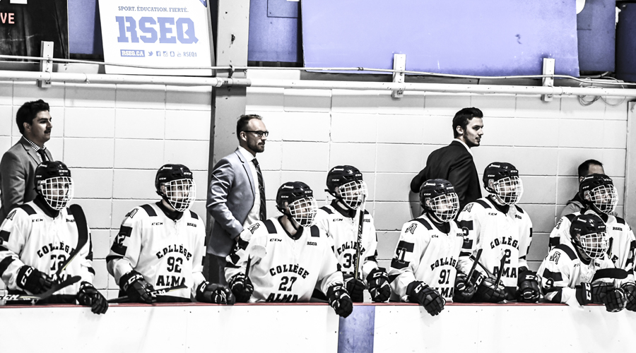 Hockey collégial: Aucun changement de formule à prévoir