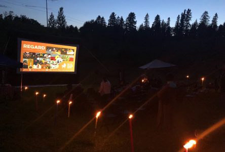 Métabetchouan-Lac-à-la-Croix et Festival Regard: Trois soirées de cinéma en plein air cet été
