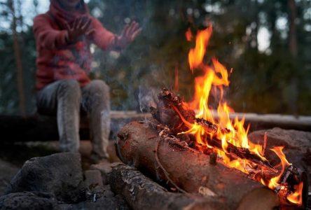 Appel à la prudence : Le beau temps est de retour et le danger d'incendie grimpe