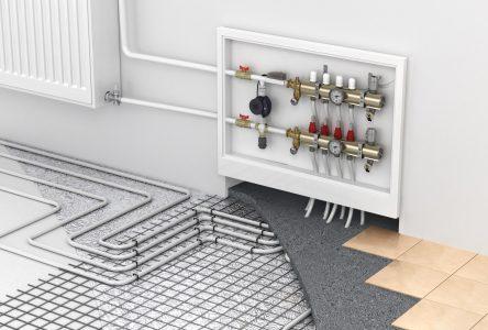 Comment fonctionne le chauffage hydronique?