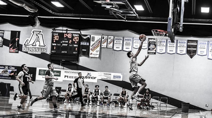 Basketball : Les plans ne changent pas pour les Jeannois