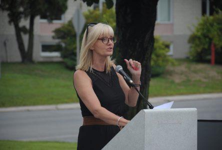 Sylvie Beaumont lorgne la mairie d'Alma