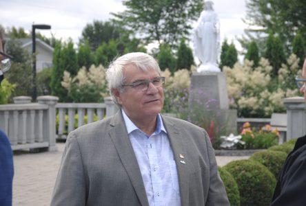 Élections municipales 2021: Asselin ne ferme pas la porte