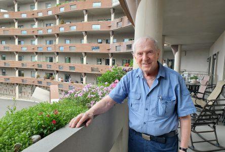 Rosaire Pelletier : La passion de l'information depuis 69 ans
