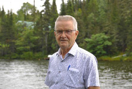 L'ancien maire de Saint-Bruno, Clément Lajoie lance son autobiographie