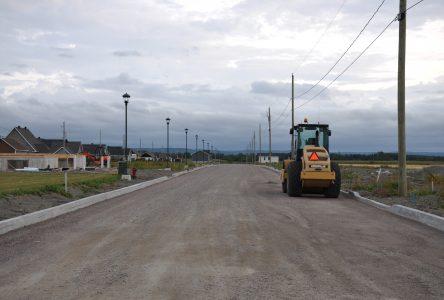Hébertville-Station : Le développement immobilier va bon train