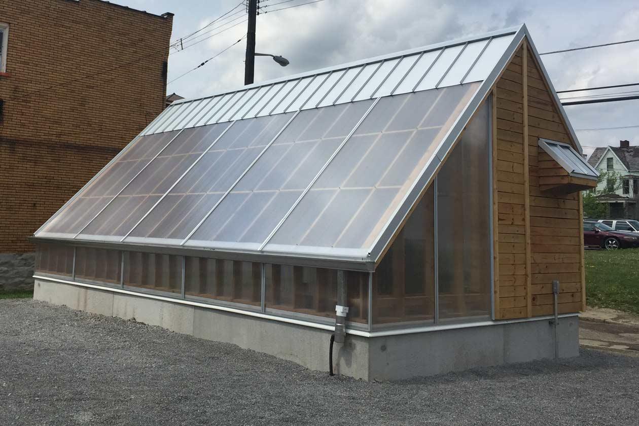 Quartier Saint-Pierre: Une serre à énergie passive bientôt à Alma