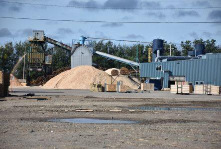 Le prix du bois d'œuvre en forte hausse