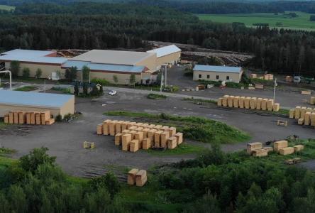 Le Groupe Martel investi 5 M$ dans sa nouvelle scierie