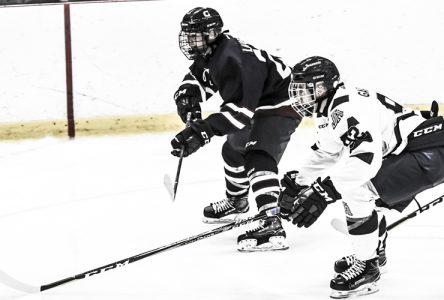 Hockey collégial : Un camp hors du commun pour les Jeannois