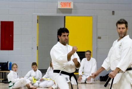 Karaté : Le club Shotokan d'Alma reprend ses activités