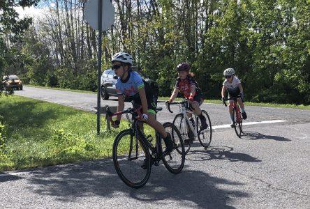 Championnats québécois des espoirs en cyclisme : Ça roule pour sept jeunes du club Proco d'Alma