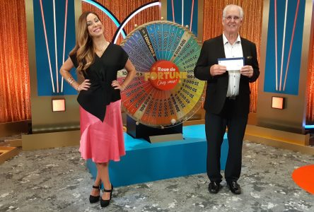 Roue de fortune : un résident de Sainte-Monique remporte 30 000 $
