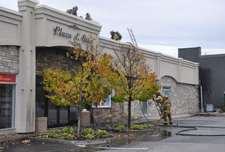 Incendie à la Plaza d'Alma : Un mégot de cigarette pourrait être en cause