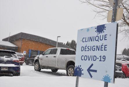 COVID-19 : 29 nouveaux cas dans la région