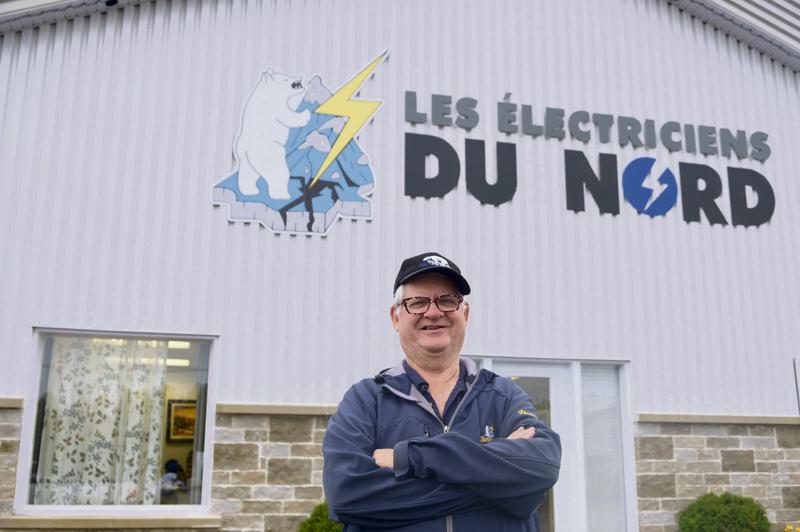 Les Électriciens du Nord – 43 ans de service inégalé