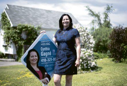 Cynthia Gagné – Recrue de l'année 2019 au Québec pour Via Capitale – Ensemble, réalisons votre rêve