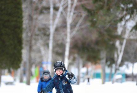 Ouverture des activités hivernales au Centre de villégiature Dam-en-Terre