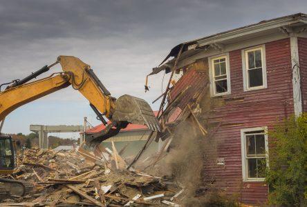 7 étapes pour la démolition d'une structure