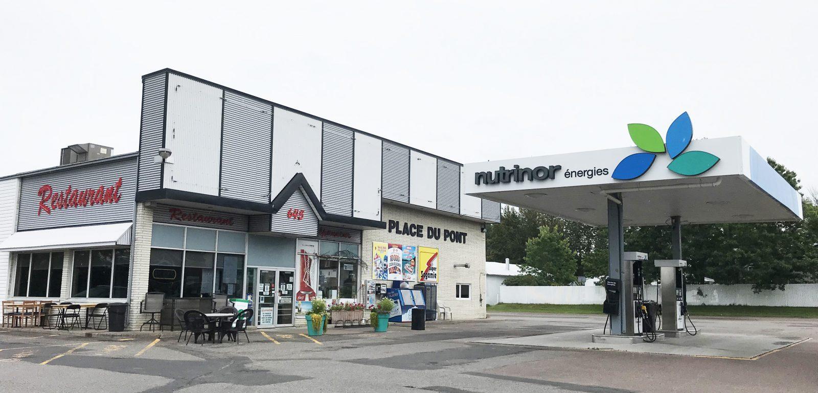 La station-service de Saint-Gédéon achetée par Nutrinor