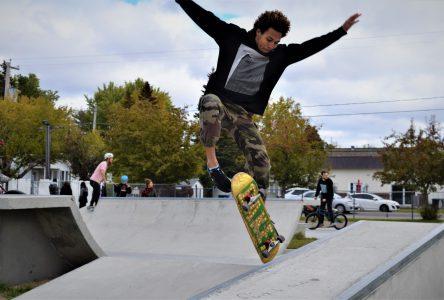 Nouveau skatepark à Alma: Un comité dépose un projet