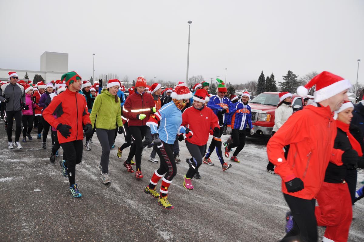 Sous une nouvelle formule : Le Jogging du Père Noël de retour le 13 décembre