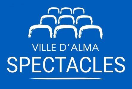 Ville d'Alma SPECTACLES: diffuseur pluridisciplinaire de l'année