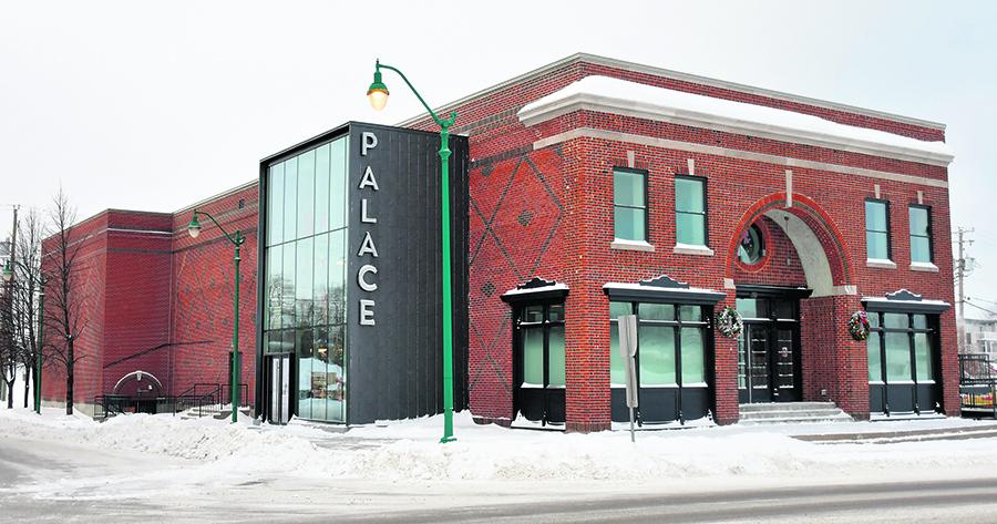 Réouverture du Théâtre Palace d'Arvida – Diffusion Saguenay remporte son pari