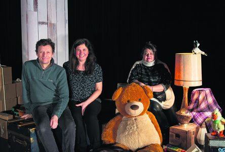 Théâtre Les Amis de Chiffons – Baluchon: un spectacle  pour toute la famille
