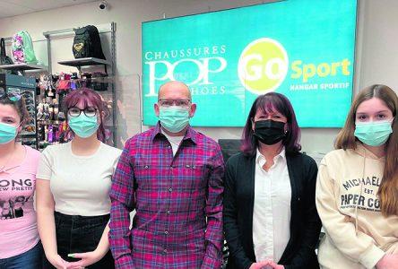 Ouverture d'une boutique Chlorophylle à Jonquière – Frank Cloutier ambitieux  malgré la pandémie