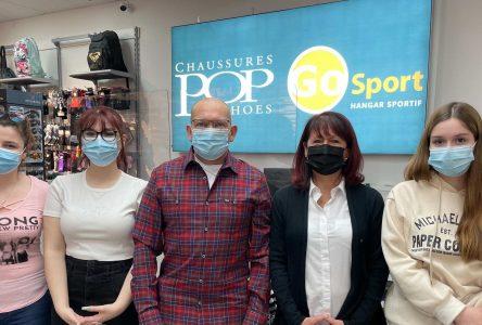 Ouverture d'une boutique Chlorophylle à Jonquière: Frank Cloutier ambitieux malgré la pandémie