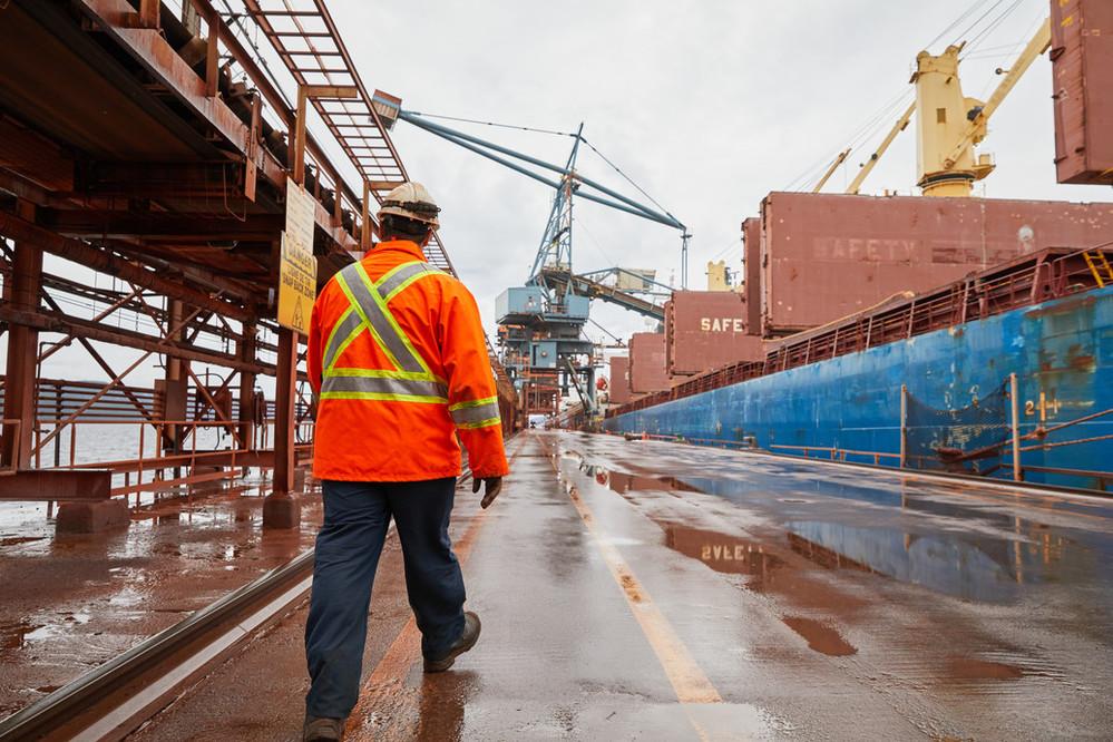 Rio Tinto: Modernisation des installations portuaires à Saguenay