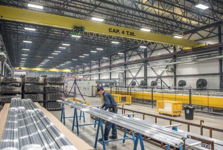 La CIDAL acquiert le Centre de transfert en extrusion d'aluminium d'Alma