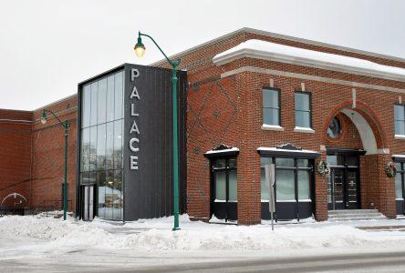 Réouverture du Théâtre Palace d'Arvida