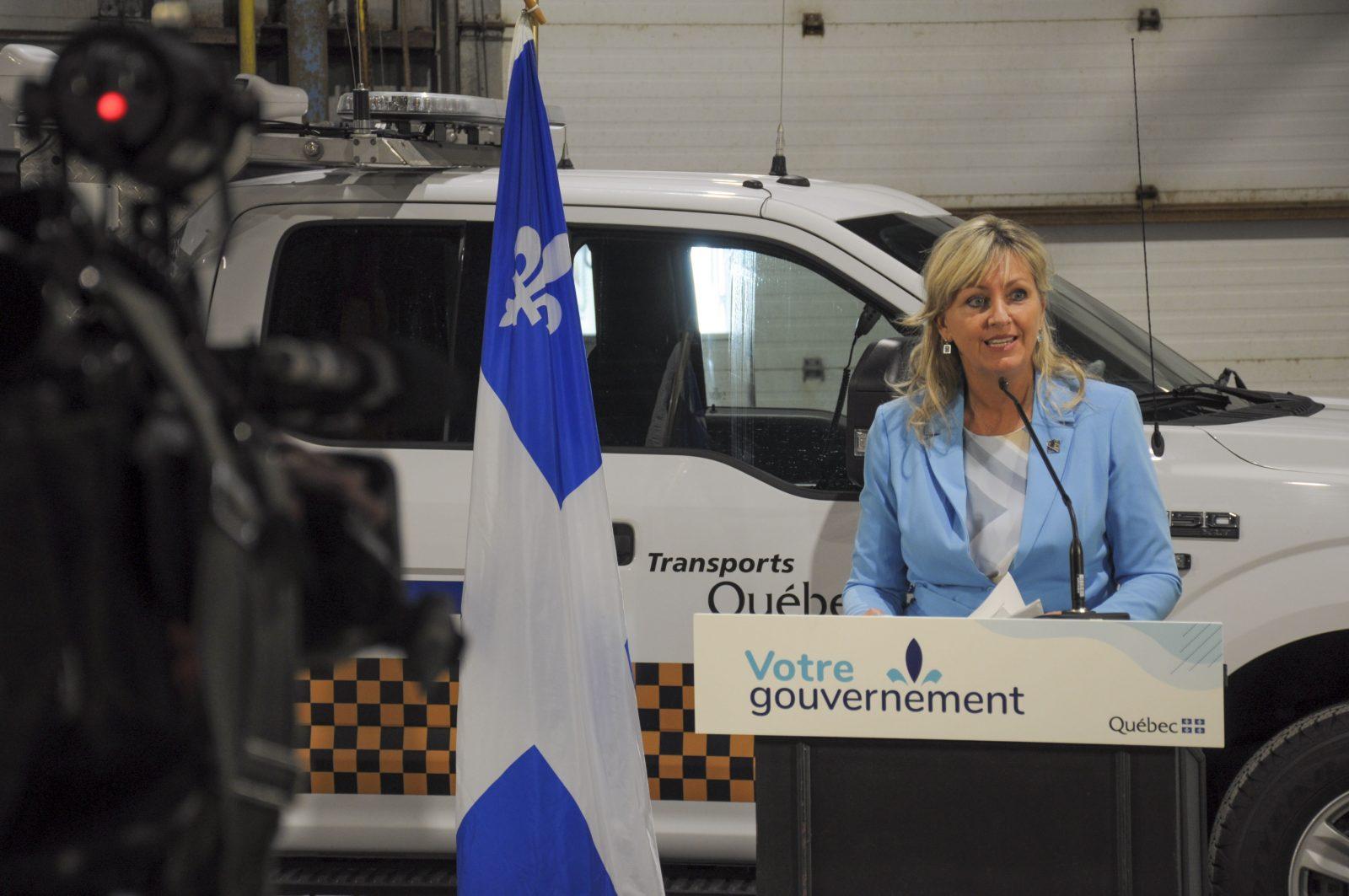 Investissements routiers et aéroportuaires : 229 M$ sur deux ans