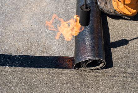 L'avantage de la membrane TPO pour les toitures plates