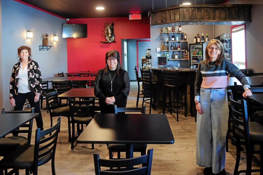 Un resto-pub qui a du « panache » à Lamarche