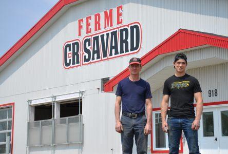 Qualité du lait: la ferme CR Savard se démarque