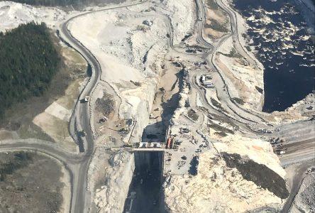 Nordex-Cegerco: Un bilan positif au chantier de la Romaine 4